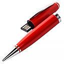 USB флеш-накопитель в виде Ручки, 8ГБ, красный цвет (1122-4 8ГБ), фото 5
