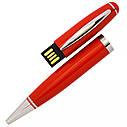 USB флеш-накопитель в виде Ручки, 64ГБ, красный цвет (1122-4 64ГБ), фото 2