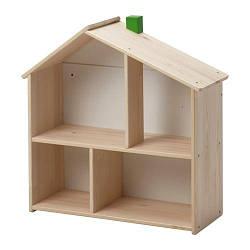 ИКЕА (IKEA) ФЛИСАТ, 502.907.85, Кукольный домик/полка навесная - ТОП ПРОДАЖ