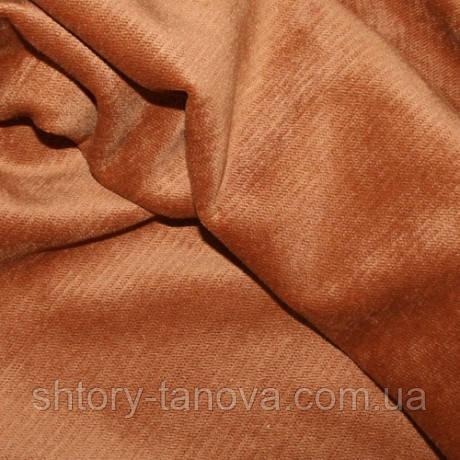 Велюр терсиопел коричневый
