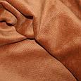 Велюр терсиопел коричневый, фото 2