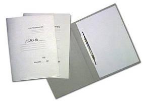 Скоросшиватель А4 BUROMAX картон