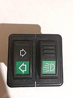 Кнопка переключения поворотов Foton 244, ДТЗ 244, Jinma 244/264