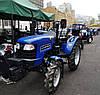 Трактор ДТЗ 5244НP, (24 л.с., 4х4, 3 цил., ГУР, 1-е сц., розетка, КПП реверс)