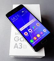 Samsung Galaxy A3 2016 Duos SM-A310 16Gb Black Оригинал!