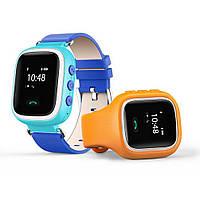Детские телефон-часы с GPS трекером UWatch Q60