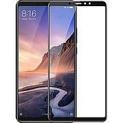 Защитное стекло Full cover 2.5D Premium Xiaomi Mi Max 3 Black