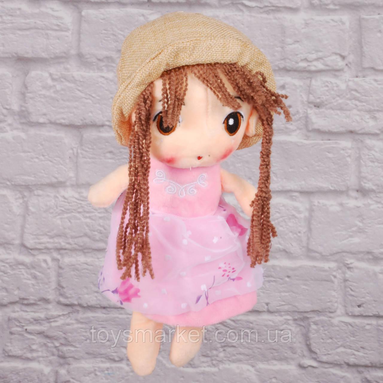 """М'яка лялька """"Сіма"""", плюшева лялька, лялечка, 28 см"""