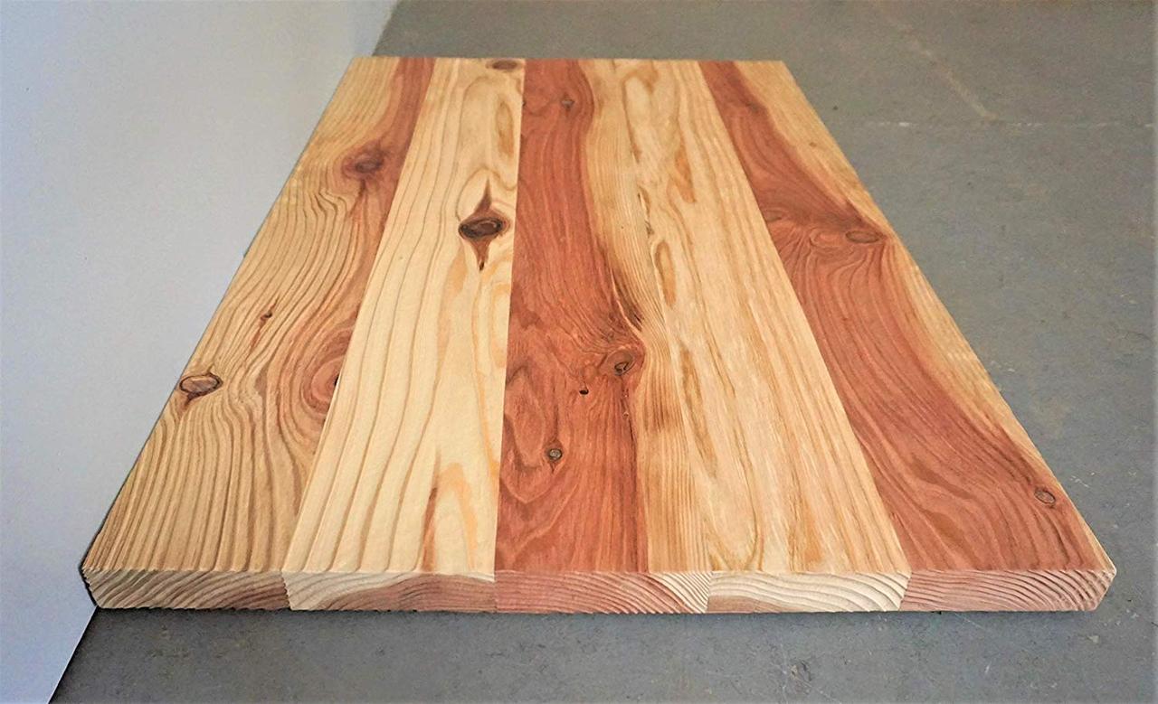 Сделаем столешницу для кухни из массива дерева