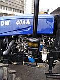 Минитрактор DW-404А BLUE, фото 6