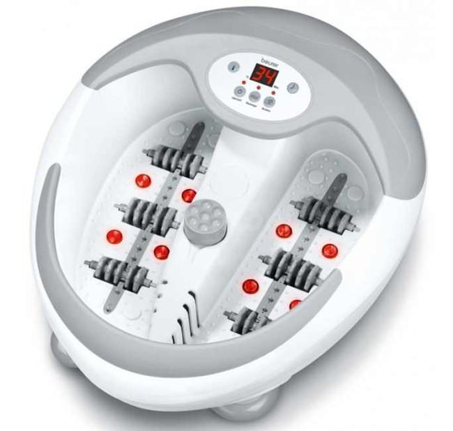 Гидромассажная ванночка для ног с магнитами  (Германия) BEURER FB 50 Быстрая доставка