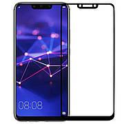 Защитное стекло Full cover 2.5D Premium Huawei Honor 20 lite Black