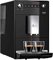 Кофеварка Melitta E950-103 Caffeo Solo Silver