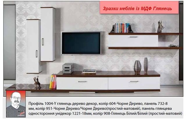 Образцы мебели из МДФ плиты для гостинной, спальни, прихожей,кухни. Стр.2, фото 2