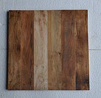 Квадратные дубовые столешницы из дерева на заказ
