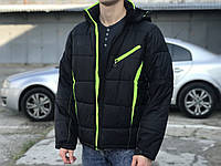 Зимняя Куртка Adidas, Утепленная, Для Повседневной Носки, до -20