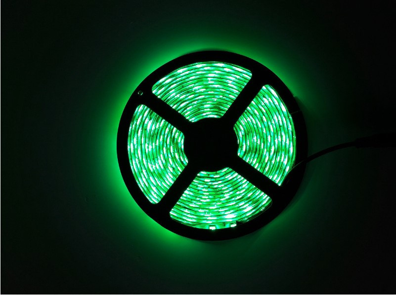 LED 5050 Green (100)  в уп. 100шт.