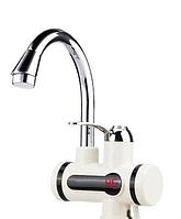 Проточный водонагревательный кран