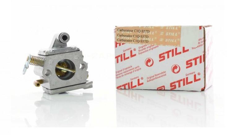 Карбюратор бензопилы Stihl MS 180 (высокое качество)