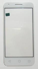 Корпусное стекло Alcatel 4027D 5017D 5017X white