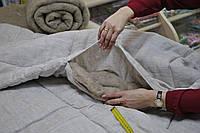 Конопляный наполнитель для текстиля