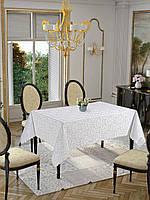 Скатерть Golden Laurel home collection белая