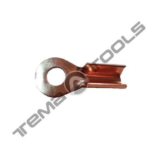 Клема мідна розрізна KMP 10/6 (6-10 мм2/6,5 мм)