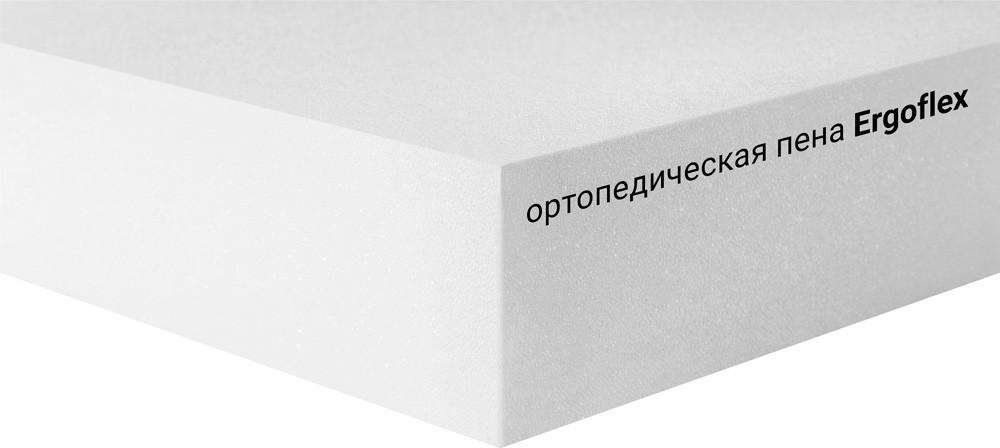 Мини-матрас скрученный Sleep&Fly mini ЕММ Flex mini (Флекс мини) жаккард