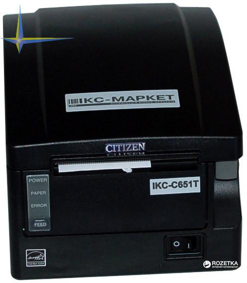 Электронный контрольно-кассовый регистратор IKC-C651T