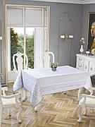 Скатерть Jacquard Pano Collection с водоотталкивающей пропиткой