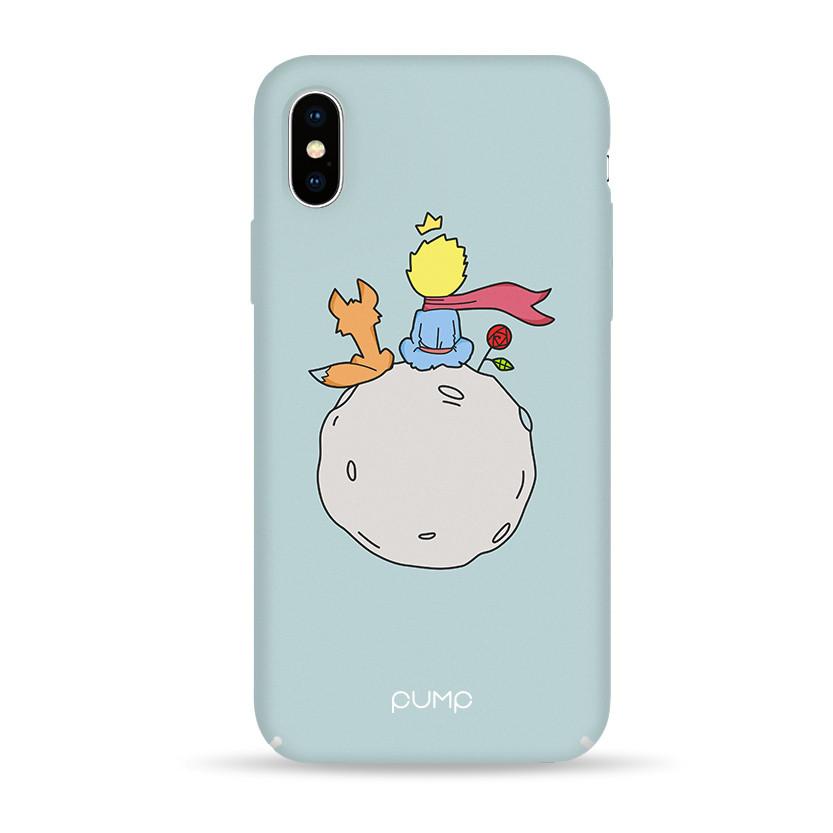 Pump Tender Touch Case чехол для iPhone X/XS Little Prince