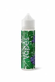 """Премиум жидкость для электронных сигарет Vapes """"Ice Grape"""""""