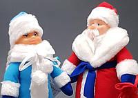 Дед Мороз и Снегурочка под елку, фото 1
