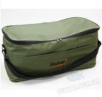 Рыбацкая сумка для принадлежностей Fisher (К-007)