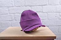 """Детская шапочка """"Otto"""", сиреневая, фото 1"""