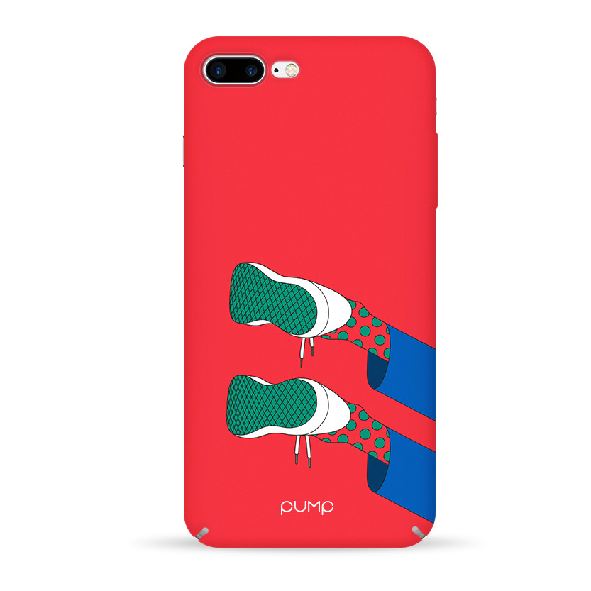 Pump Tender Touch Case чехол для iPhone 7/8 Sox And Keds