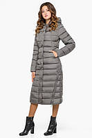 11 Kiro Tokao | Женская зимняя длинная куртка, р 42,44,52,54