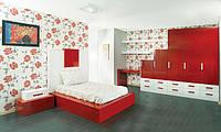 Образцы мебели из МДФ плиты для подростков и молодёжи, гостинной, спальни, прихожей,кухни. Стр.3