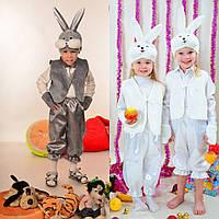 Зайчик карнавальный костюм, фото 1