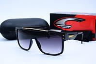 Солнцезащитные очки Carrera 11 черные, фото 1