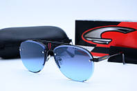 Солнцезащитные очки Carrera 2075 черные сирень, фото 1