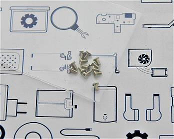 Набор винтов Samsung J510F оригинал с разборки