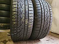 Зимние шины бу 225/55 R16 Hankook