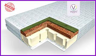 Детский матрас Верес Veres Latex Lux  белый 10 cm 120*60