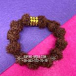 Набор резинок для волос 5 цветов. 60 Резинок, фото 4