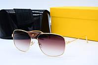 Солнцезащитные очки Ca 0109 коричневые, фото 1