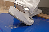 Антибактериальный противомикробный многослойный липкий коврик 90*115 см., фото 2