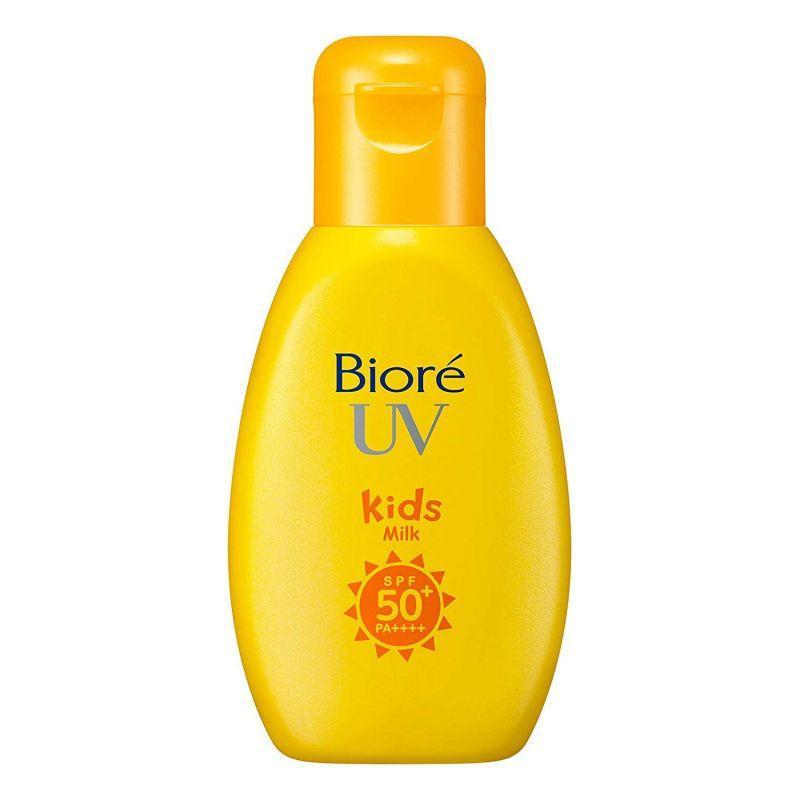 Солнцезащитное молочко для детей Biore UV Kids Milk, SPF50+ PA++++