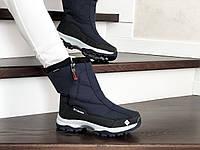 Женские зимние дутики ботинки 15\8706