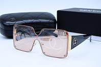 Солнцезащитные очки квадратные Ch 20263 розовые, фото 1